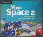 Your Space Level 2 Class Audio CDs (2012)