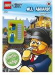 Lego City: All Aboard ! (ISBN: 9781409310358)