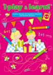 I Play & Learn! Pink Cover 4-6 (ISBN: 9789086224104)