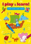 I Play & Learn! Yellow Cover 3-5 (ISBN: 9789086224111)