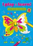 I Play & Learn! Blue Cover 3-5 (ISBN: 9789086224128)