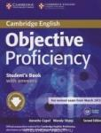 Objective Proficiency Second Edition Student's Book with answers (2013)