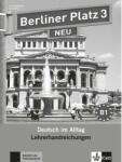 Berliner Platz NEU Niveau 3 Lehrerhandreichungen (2011)