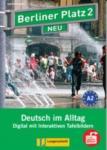Berliner Platz NEU Niveau 2 Interaktives CD-ROM (2013)