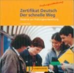 Zertifikat Deutsch - der schnelle Weg Testheft (2000)