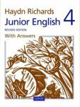 Haydn Richards Junior English Book 4 With Answers (2012)