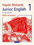 Haydn Richards : Junior English Pupil Book 1 With Answers -1997 Edition (2003)