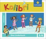 Kolibri: Liederbuch. Hoerbeispiele zum Liederbuch 1-4. CD (2013)