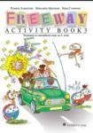 """Тетрадка по английски език """"Freeway"""" за 4. клас (ISBN: 9789541804322)"""