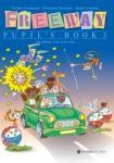 """Английски език """"Freeway"""" за 4. клас (ISBN: 9789541804315)"""