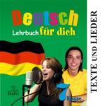 """Немски език """"Deutsch F? r Dich"""" за 7. клас (ISBN: 9789544267711)"""
