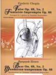 Валс Оп. 69, №2/Фантазия-импромтю Оп. 66 (ISBN: 9790707680124)