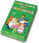 Funny cards about professions (ISBN: 9789549749250)