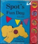 Spot's Fun Day (ISBN: 9780723258704)