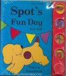 Spot's Fun Day (ISBN: 9780723258704)