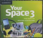 Your Space Level 3 Class Audio CDs (ISBN: 9780521729376)
