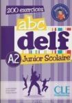 ABC Delf Junior A2: Livre de l'Eleve + CD (ISBN: 9782090381771)