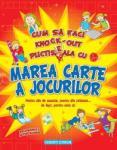 MAREA CARTE A JOCURILOR (ISBN: 9789731284613)