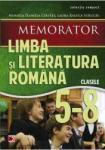 Memorator limba romana clasele 5 - 8 (ISBN: 9789734717743)