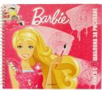 Barbie: Книга с 8 шаблони за рисуване (2013)