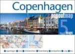 Copenhagen Popout Map: London Bus & Underground (2013)