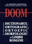 Dictionarul Ortografic, Ortoepic si Morfologic al Limbii Romane (ISBN: 9786068162089)