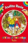 Citim si coloram - Scufita Rosie (ISBN: 9789731820514)