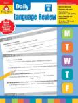 Daily Language Review, Grade 4 (ISBN: 9781557996589)