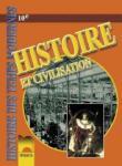 Histoire et civilisation classe de10e. История и цивилизация за 10. клас на френски език (ISBN: 9789540112046)