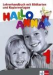 Hallo Anna Niveau 1 Lehrerhandbuch mit Bildkarten (ISBN: 9788377153246)
