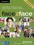 face2face Second edition Advanced Testmaker CD-ROM and Audio CD (2013)