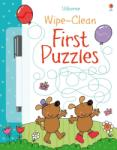 Wipe-Clean First Puzzles (2014)