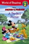 World of Reading: Mickey & Friends A Perfect Picnic (2013)