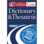 Dictionary and Thesaurus (2001)