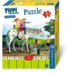 Pippi Langstrumpf Puzzle. 70 Teile (2012)