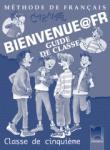 Bienvenue@fr, книга за учителя по френски език за 5. клас (0000)