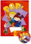 Книга за детето POP! 2 в комплект с аудиодиск (2013)