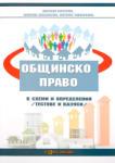 Общинско право в схеми и определения (2013)