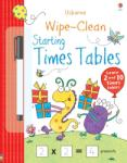 Wipe-Clean Starting Times Tables (2014)