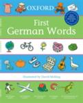 Oxford First German Words (ISBN: 9780199110032)