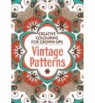 Creative Colouring For Grown- Ups: Vintage Patterns (2014)