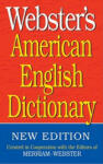 Webster's American English Dictionary (ISBN: 9781596951143)
