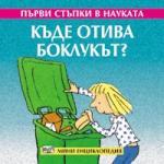 Къде отива боклукът? (ISBN: 9789546253873)