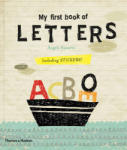 My first book of letters (2014)