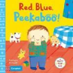 Red, Blue, Peekaboo! : Families and Friends Series (2014)