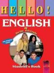 HELLO! English for the 7th Grade, Student's Book. Учебник по английски език за 7. клас (0000)