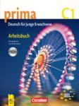 PRIMA C1 Deutsch für junge Erwachsene. Arbeitsbuch. Работна тетрадка по немски език със CD (0000)