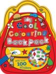 My Cool Colouring Backpack Over 100 Stickers (0000)