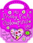 My Pretty Pink Colouring Bag Over 100 Stickers (0000)