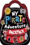 My Pirate Adventure Backpack Over 1000 Stickers (0000)